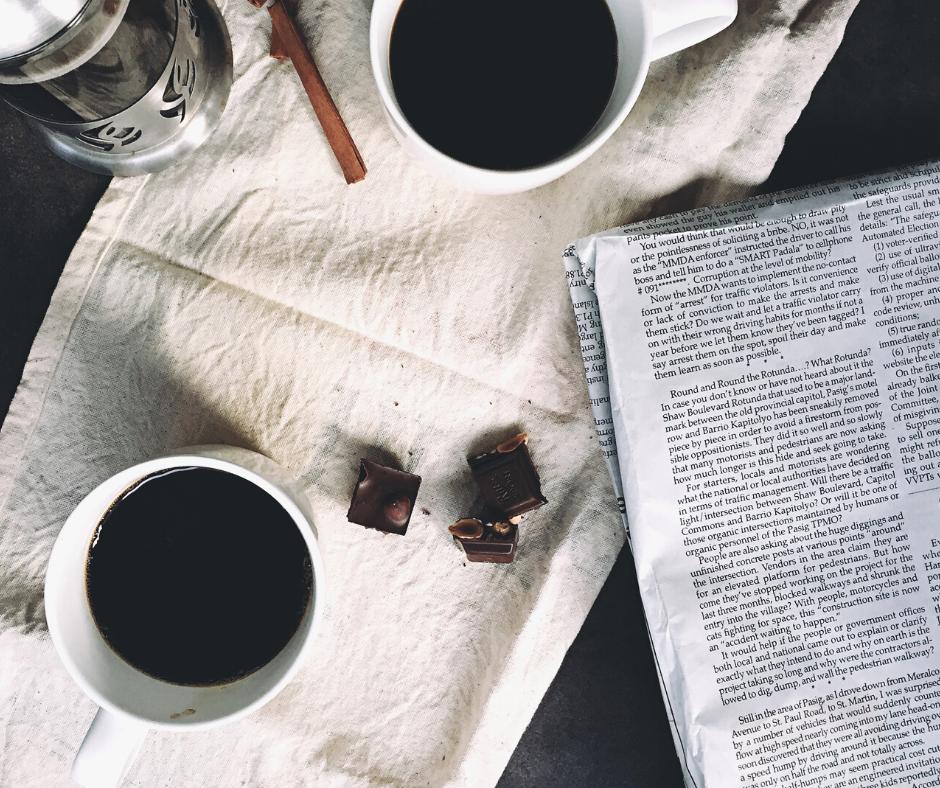 Prezent na Dzień Mamy - kawa