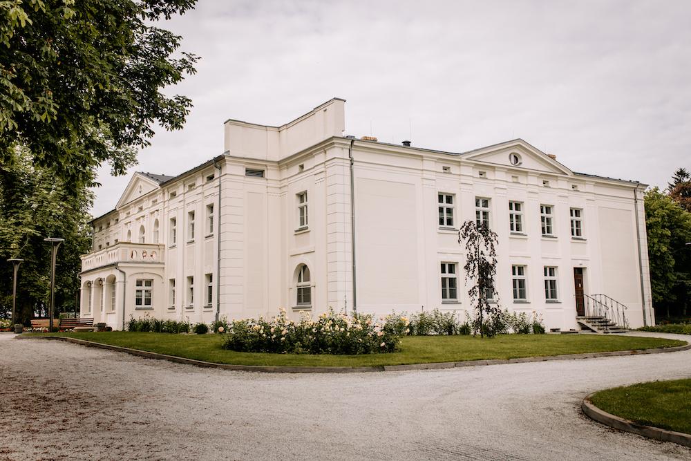 pałac na wesele