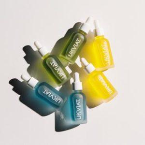 zielone serum